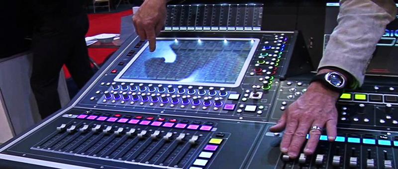 optimizando el flujo de trabajo en mesas de mezclas digitales