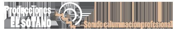 Producciones El Sótano - Sonido e iluminación profesional