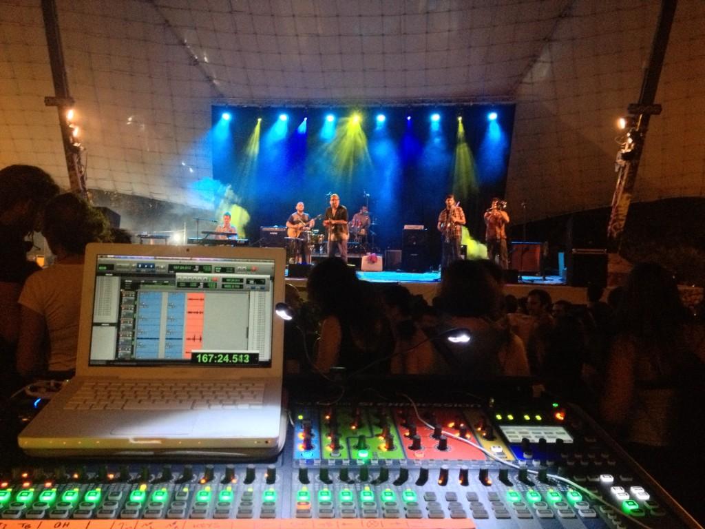 Empresa de sonido e iluminación
